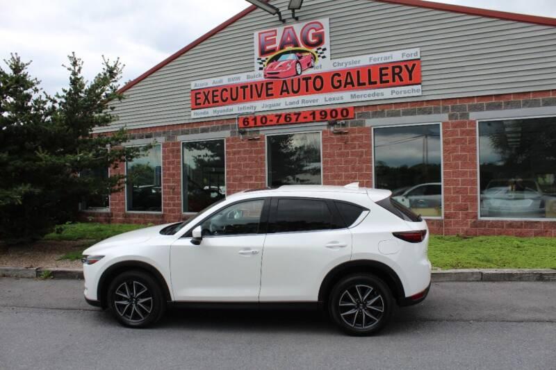 2018 Mazda CX-5 for sale at EXECUTIVE AUTO GALLERY INC in Walnutport PA