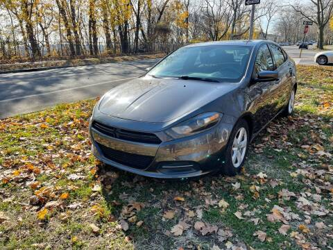 2016 Dodge Dart for sale at Kapos Auto, Inc. in Ridgewood, Queens NY