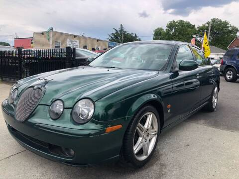 2003 Jaguar S-Type R for sale at Crestwood Auto Center in Richmond VA