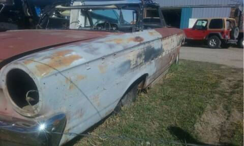 1963 Ford Galaxie for sale at Haggle Me Classics in Hobart IN