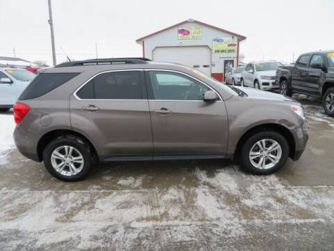 2012 Chevrolet Equinox for sale at Jefferson St Motors in Waterloo IA