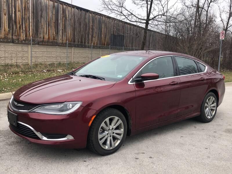 2015 Chrysler 200 for sale at Posen Motors in Posen IL