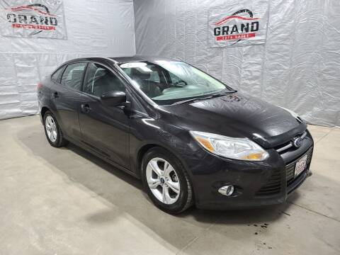 2012 Ford Focus for sale at GRAND AUTO SALES in Grand Island NE