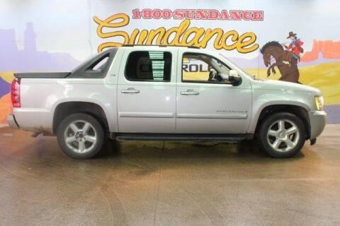 2007 Chevrolet Avalanche for sale at Sundance Chevrolet in Grand Ledge MI