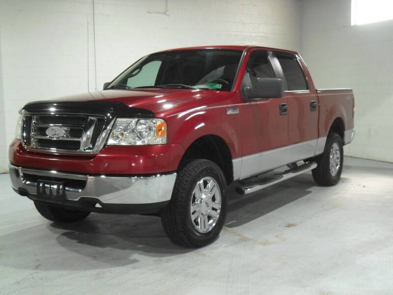 2008 Ford F-150 for sale at Ohio Motor Cars in Parma OH
