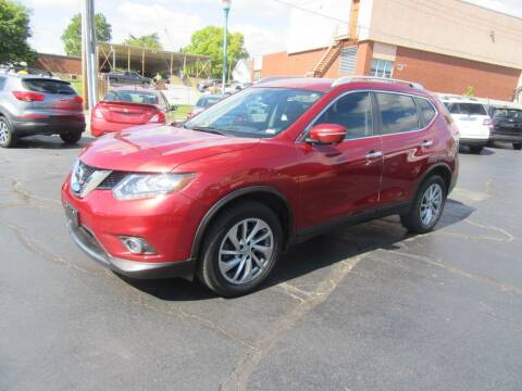 2015 Nissan Rogue for sale at Riverside Motor Company in Fenton MO