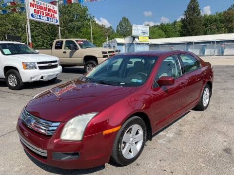 2006 Ford Fusion for sale at INTERNATIONAL AUTO SALES LLC in Latrobe PA