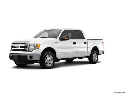 2014 Ford F-150 for sale at SULLIVAN MOTOR COMPANY INC. in Mesa AZ