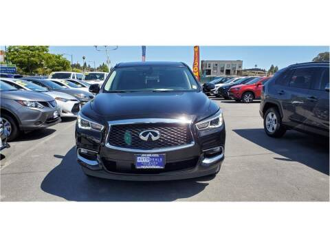 2019 Infiniti QX60 for sale at AutoDeals in Hayward CA