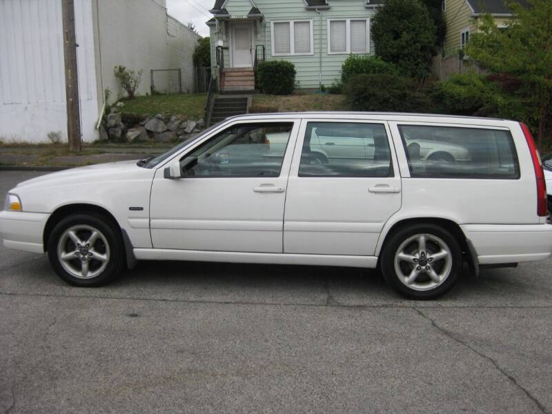 1998 Volvo V70 for sale at UNIVERSITY MOTORSPORTS in Seattle WA