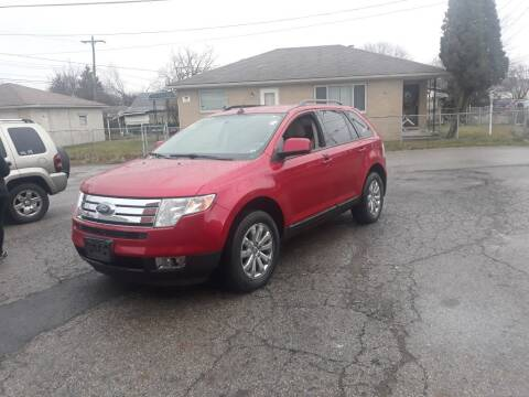 2010 Ford Edge for sale at Flag Motors in Columbus OH