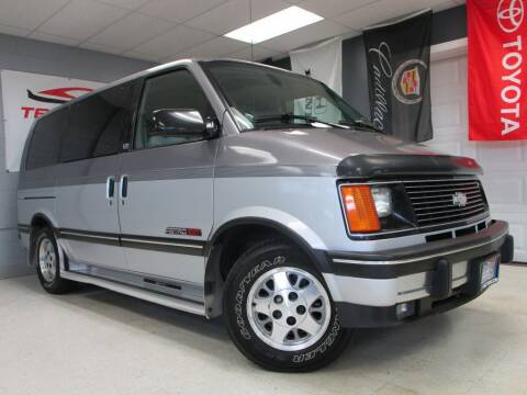 1994 Chevrolet Astro for sale at TEAM MOTORS LLC in East Dundee IL