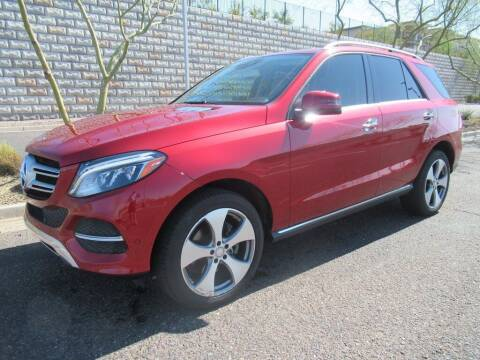 2017 Mercedes-Benz GLE for sale at AUTO HOUSE TEMPE in Tempe AZ