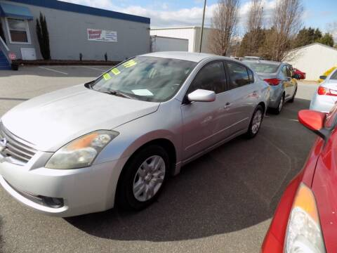 2009 Nissan Altima for sale at Pro-Motion Motor Co in Lincolnton NC