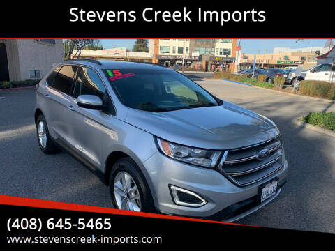 2016 Ford Edge for sale at Stevens Creek Imports in San Jose CA