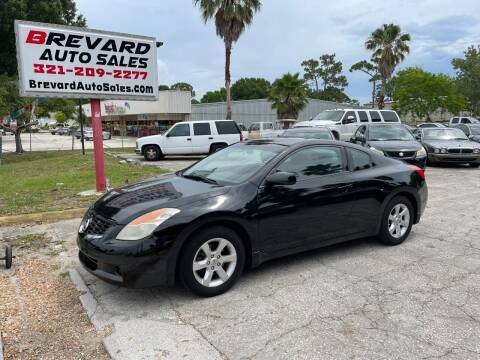 2008 Nissan Altima for sale at Brevard Auto Sales in Palm Bay FL