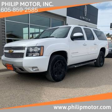 2013 Chevrolet Suburban for sale at Philip Motor Inc in Philip SD