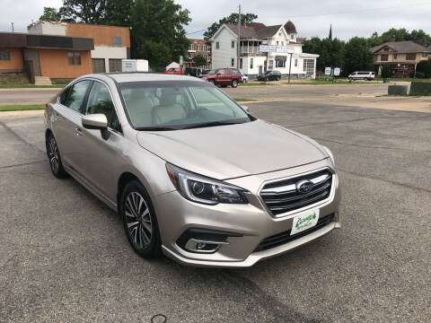 2018 Subaru Legacy for sale at Carney Auto Sales in Austin MN