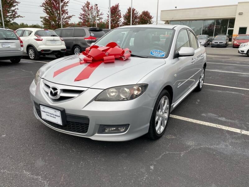 2008 Mazda MAZDA3 for sale at Charlotte Auto Group, Inc in Monroe NC