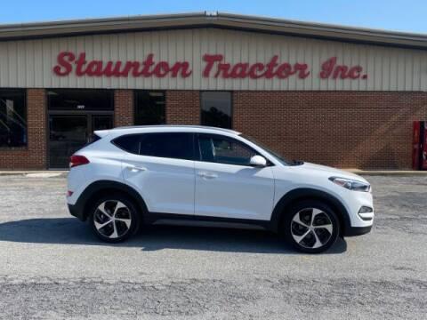 2016 Hyundai Tucson for sale at STAUNTON TRACTOR INC in Staunton VA
