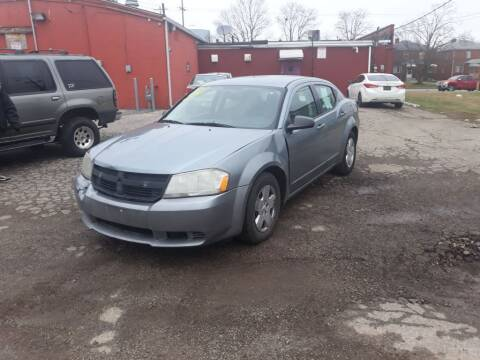 2010 Dodge Avenger for sale at Flag Motors in Columbus OH