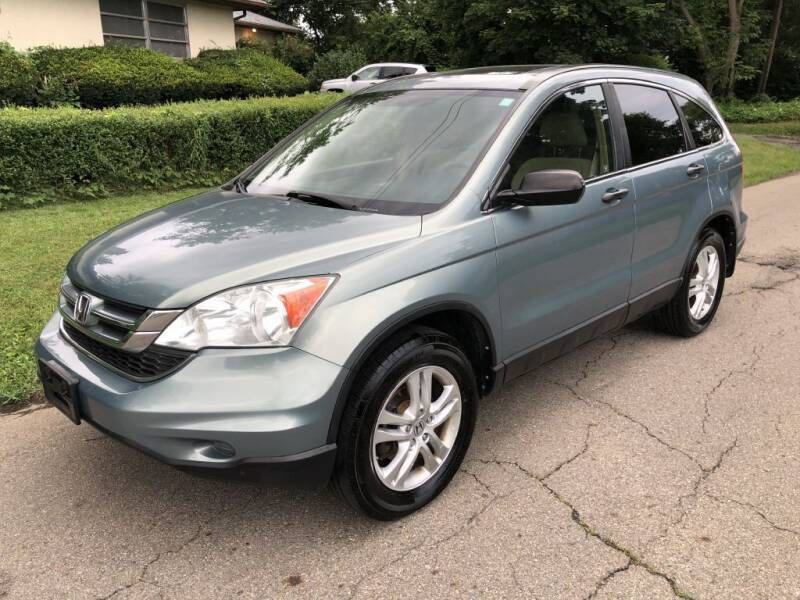 2010 Honda CR-V for sale at Urban Motors llc. in Columbus OH