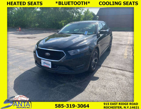 2016 Ford Taurus for sale at Santa Motors Inc in Rochester NY
