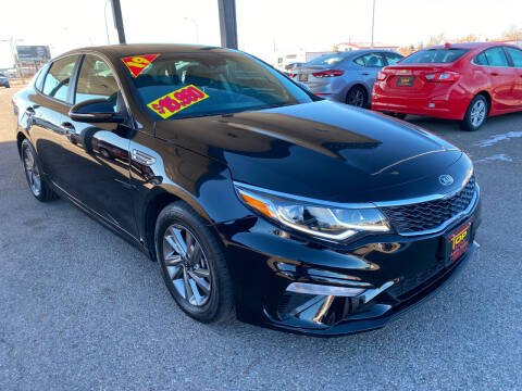 2019 Kia Optima for sale at Top Line Auto Sales in Idaho Falls ID