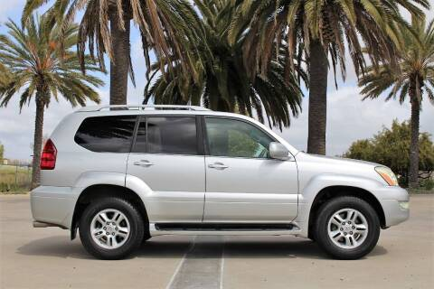 2007 Lexus GX 470 for sale at Miramar Sport Cars in San Diego CA