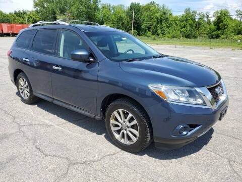 2013 Nissan Pathfinder for sale at 518 Auto Sales in Queensbury NY