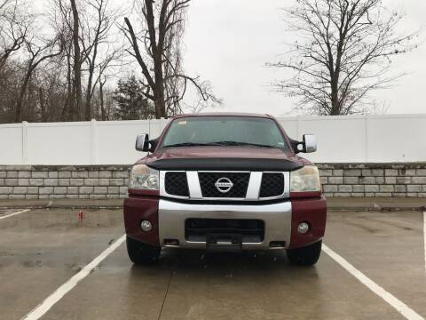 2004 Nissan Titan for sale at Speedway Auto Sales in O'Fallon MO