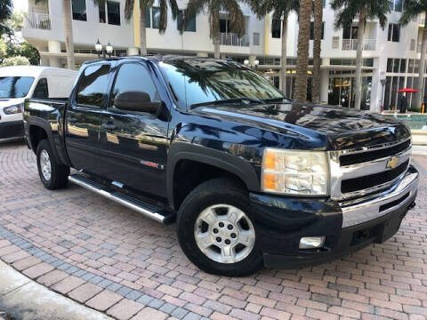 2007 Chevrolet Silverado 1500 for sale at Florida Cool Cars in Fort Lauderdale FL