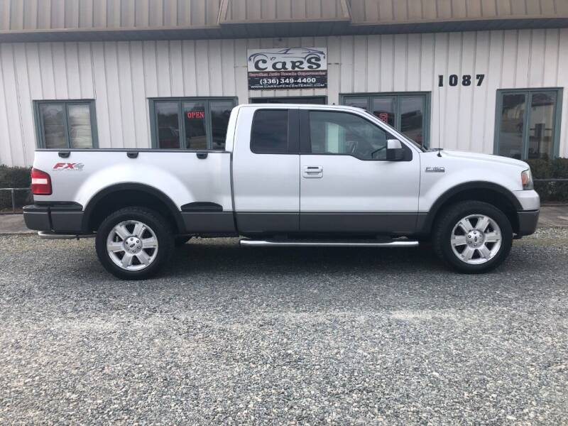 2007 Ford F-150 for sale at Carolina Auto Resale Supercenter in Reidsville NC