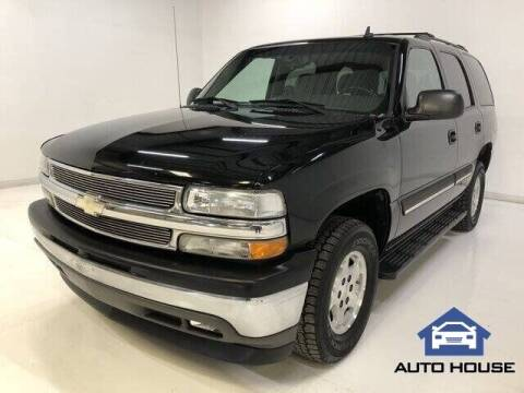 2006 Chevrolet Tahoe for sale at Auto House Phoenix in Peoria AZ