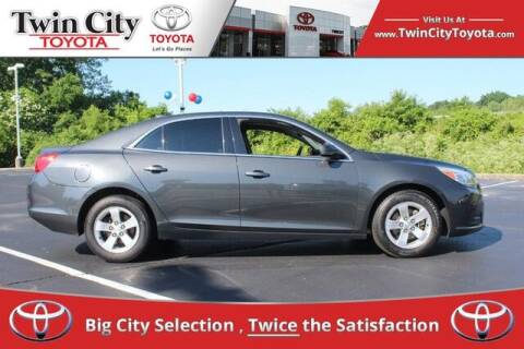 2015 Chevrolet Malibu for sale at Twin City Toyota in Herculaneum MO