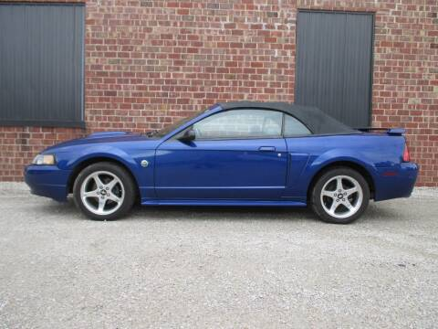 2004 Ford Mustang for sale at Styln Motors in El Paso IL
