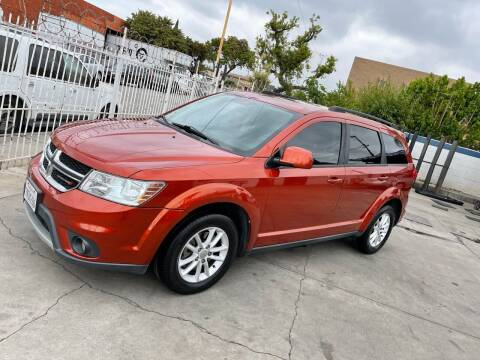 2014 Dodge Journey for sale at Olympic Motors in Los Angeles CA