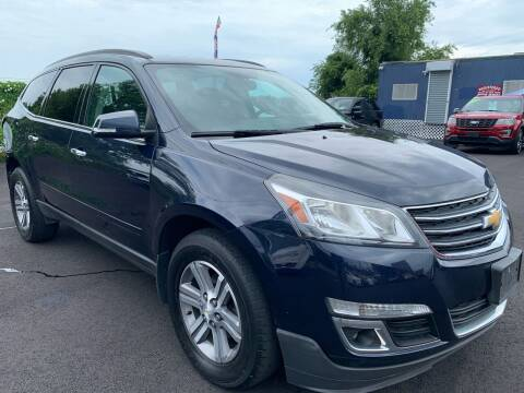 2016 Chevrolet Traverse for sale at TD MOTOR LEASING LLC in Staten Island NY
