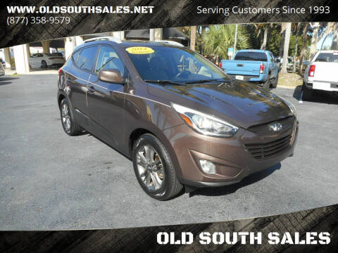 2014 Hyundai Tucson for sale at OLD SOUTH SALES in Vero Beach FL