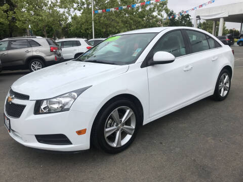2014 Chevrolet Cruze for sale at Autos Wholesale in Hayward CA