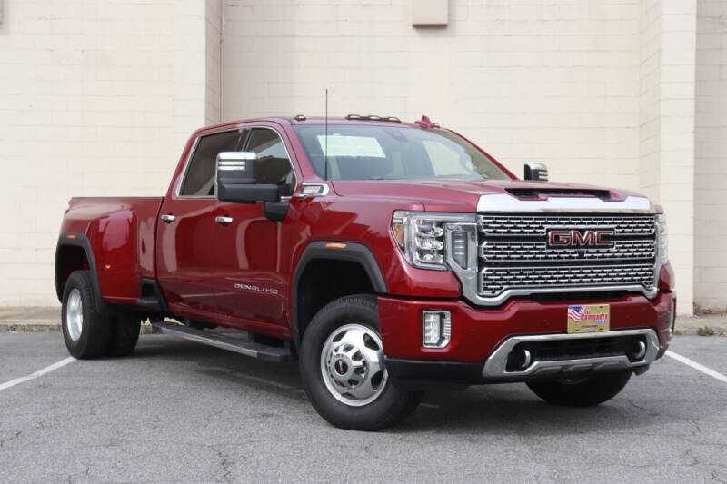 2020 GMC Sierra 3500HD for sale at El Compadre Trucks in Doraville GA