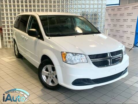 2015 Dodge Grand Caravan for sale at iAuto in Cincinnati OH