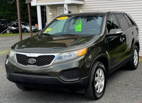2011 Kia Sorento for sale at Landmark Auto Sales Inc in Attleboro MA