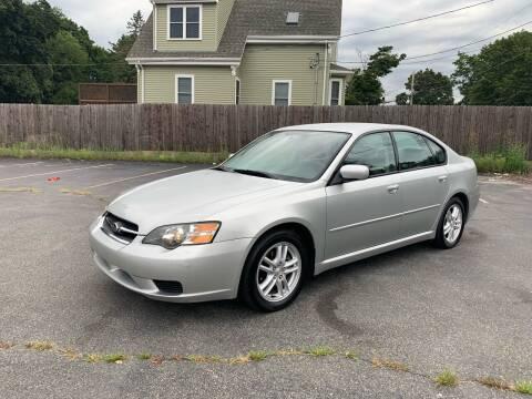 2005 Subaru Legacy for sale at Pristine Auto in Whitman MA