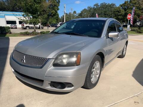 2011 Mitsubishi Galant for sale at ETS Autos Inc in Sanford FL