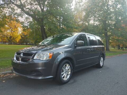 2016 Dodge Grand Caravan for sale at NATIONAL AUTO SALES AND SERVICE LLC in Spokane WA
