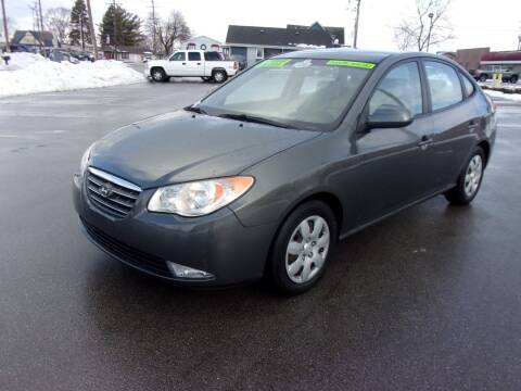 2008 Hyundai Elantra for sale at Ideal Auto Sales, Inc. in Waukesha WI