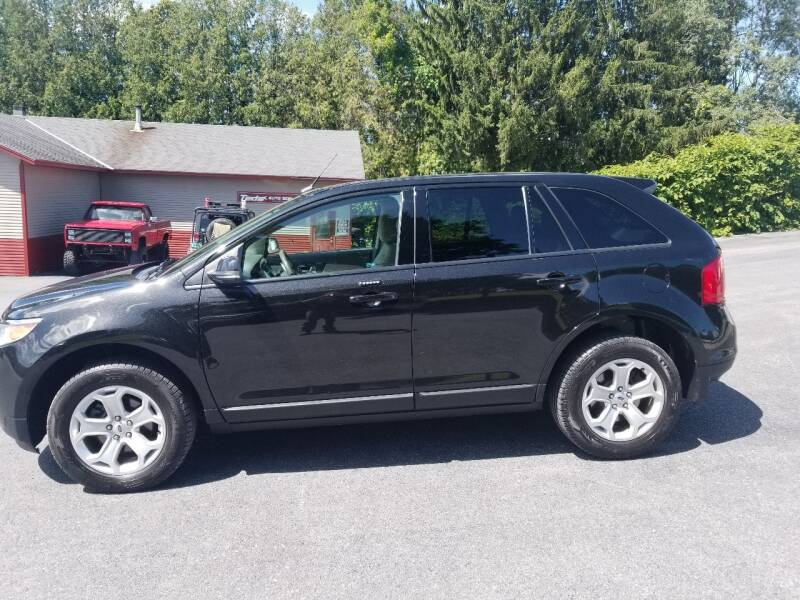 2014 Ford Edge for sale at Pittsford Automotive Center in Pittsford VT