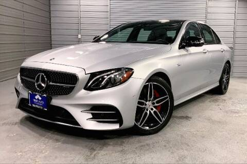 2019 Mercedes-Benz E-Class for sale at TRUST AUTO in Sykesville MD