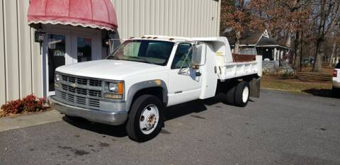 1997 Chevrolet C/K 3500 Series for sale at Bethlehem Auto Sales LLC in Hickory NC